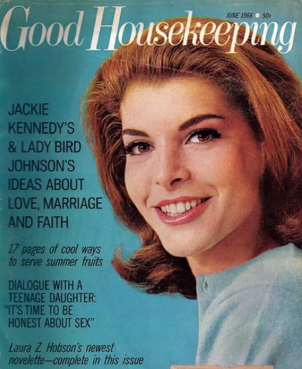 Good Housekeeping: Laura Grey