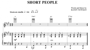 Short people