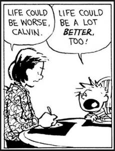 CalvinAndMom